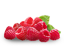 Indulge in Danone Creamy raspberry flavoured yogurt.